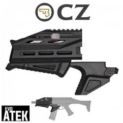 Kit Complet ATEK pour Chargeur Hi-Cap Scorpion EVO