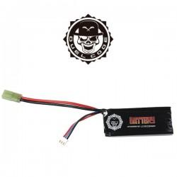 Batterie LiPo 7,4v 1600maH 20C Duel Code
