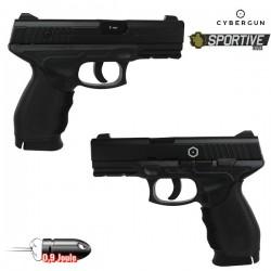 Pistolet PT24/7 Culasse Métal