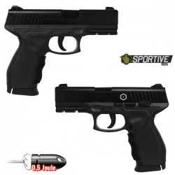 Pistolet 24/7 HPA Lourd