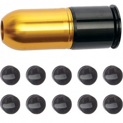 Grenade 40mm 90 Billes ASG