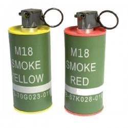Grenade G&G fumigène factice Vendue à L'unité