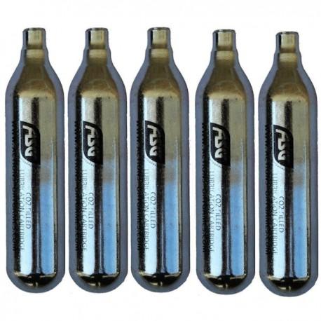 5 Cartouches ASG 0,12grs d'entretien Ultrair Silicone/Lubrifiant