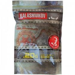 Sac de 5000 Billes Kalashnikov 0,20grs