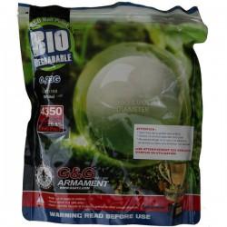Sachet de 4350 Billes 0,23grs Compétition G&G Biodégradables
