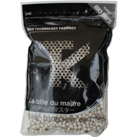 Sachet de 3000 Billes 0,28grs 100% Biodégradables TK