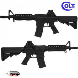 Colt M4 CQB Nylon Fibre + 2 Chargeurs Métal