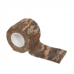 Bande Adhésive de Camouflage Digital Désert