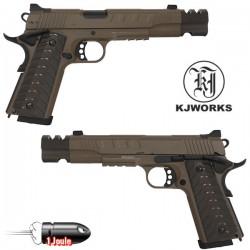 PT92 Blowback Full Métal Noir Semi et Automatique