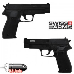 Pistolet P226 Navy Swiss Arms Culasse Métal