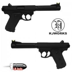 KJ MK II Noir