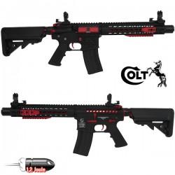 Colt M4 Hornet Red Fox Edition Full Métal Equipé Mosfet