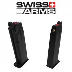 Chargeur Métal pour Pistolet Navy 40 Swiss Arms GBB