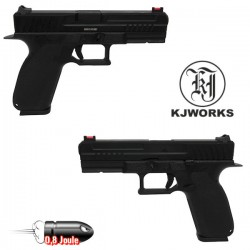 KP-13 Grey Blowback Culasse Métal KJ Works