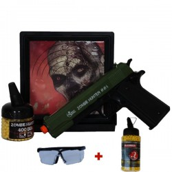 Pack Pistolet Combat Zone Zombie Hunter