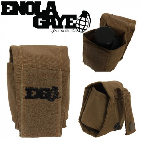 Poche Molle Porte Grenade EG67 (x1) Tan Enola Gaye