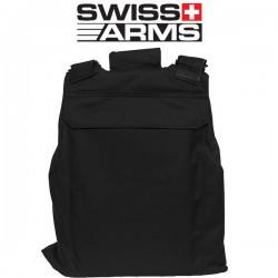 Gilet Léger Noir Pare- Billes Swiss Arms