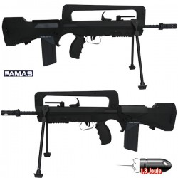 Famas F1 Version Nylon Equipé Bipied Métal