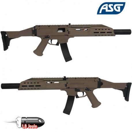 CZ Scorpion EVO 3- A1 Carbine B.E.T Noir