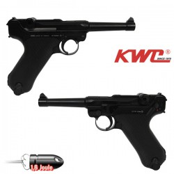 Luger P08 Blowback Full Métal KWC