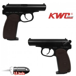 Makarov Blowback Full Métal KWC
