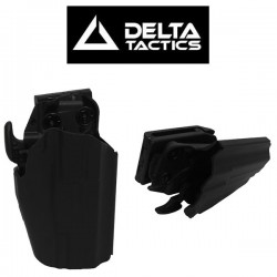 Holster Multi Angles Universel Ambidextre Swiss Arms Adapt-X Level 3 Black