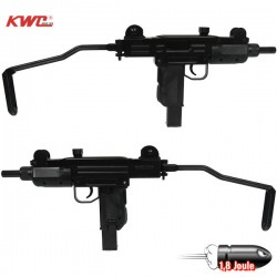Submachine Gun Blowback Semi et Automatique Full Métal KWC