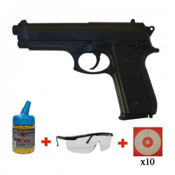 Pack Initiation Taurus PT 92
