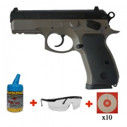 Pack Initiation CZ75 D Compact Bicolore