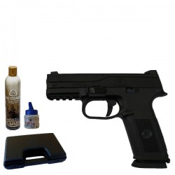 FNS-9 Noir Blowback, Culasse métal