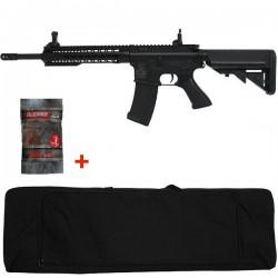 Pack Colt M4A1 Métal Garde Main Moyen Keymod