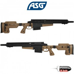 AI MK13 MOD 7 US Marine Corps Sniper Rifle 300 Win Mag Noir/Tan ASG