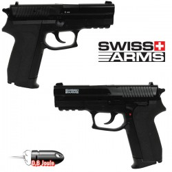 Pistolet Swiss Arms MLE HPA