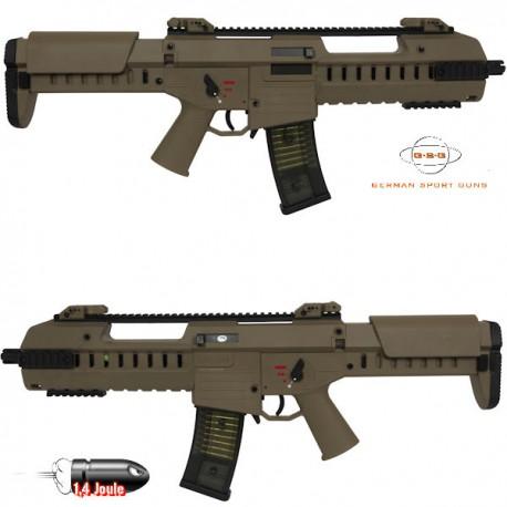 GSG-14 Noir EFCS Culasse Mobile