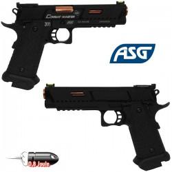Pistolet B&T USW A1 Noir Blowback