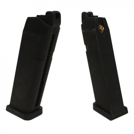 Chargeur Métal 23 Billes pour Smith & Wesson M&P 9