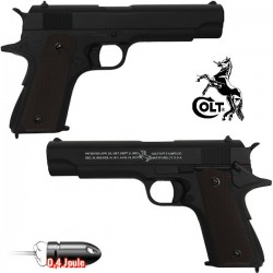 Colt 1911 Culasse Métal  Mosfet RTP Lipo
