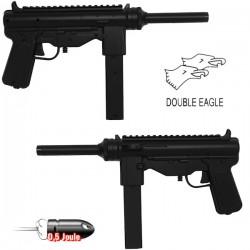 M30F Grease Gun Black Double Eagle