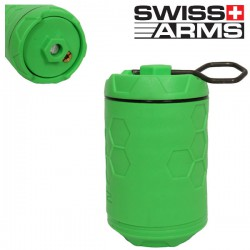 Grenade Rotative à Dispersion 360° E-RAZ 2.0 100 Billes Vert