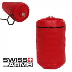 Grenade Rotative à Dispersion 360° E-RAZ 2.0 100 Billes Rouge