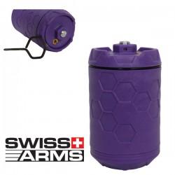 Grenade Rotative à Dispersion 360° E-RAZ 2.0 100 Billes Deep Purple