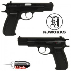 KP-13 Tan Blowback Culasse Métal KJ Works