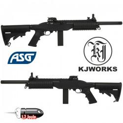 HK 416 D Blowback Métal