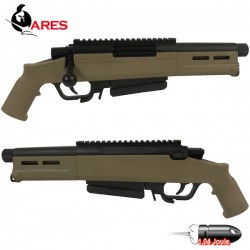 Fusil de Sniper Striker AS03 Tan Ares