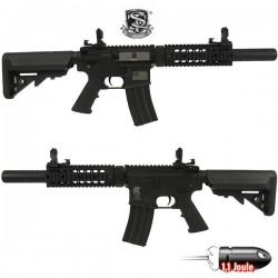 """Réplique M4 CQB 7"""" FFSD G3 Noir"""