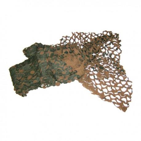 Filet de Camouflage Vendu par 5 mètres, Largeur 2,40m