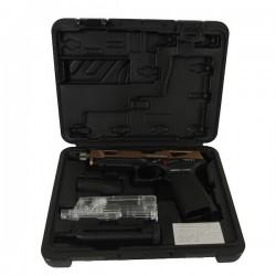 Pistolet GTP9 MS DST G&G Blowback Full Métal Livré en Mallette