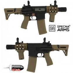 Réplique Specna Arms SA-E10 PDW HT Bicolore Métal