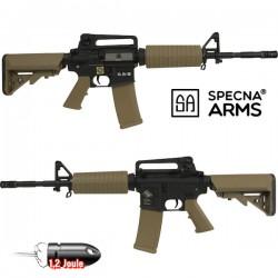 Réplique Specna Arms SA-CO1 Core Half Tan Carbine Bicolore