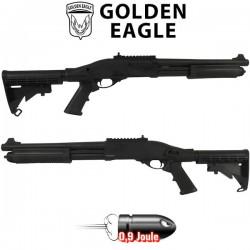 Fusil à Pompe Métal S8871 Golden Eagle